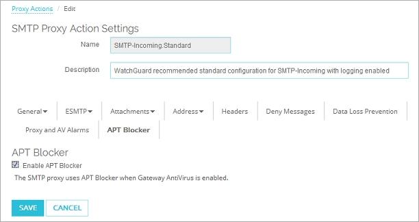 SMTP прокси сервер - WinGate