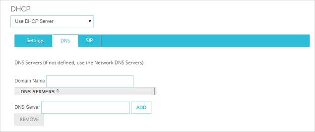 Configure an IPv6 DHCP Server