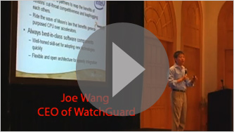 WatchGuard: Best-in-Class by Design