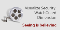 WatchGuard Dimension: Visualize Security