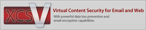 WatchGuard XCSv virtual content security