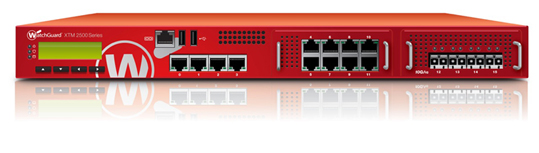 XTM 2520 Next-Generation Firewall