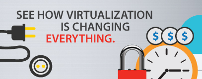 See how virtualization is changing everything