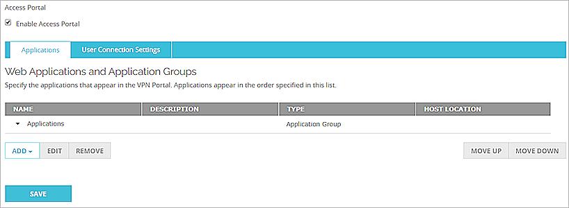 Okta SAML Authentication with WatchGuard Access Portal