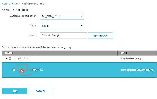 Okta SAML Authentication with WatchGuard Access Portal Integration Guide