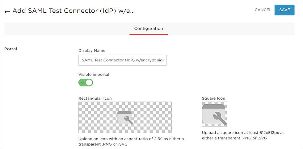 One Login SAML Authentication with WatchGuard Access Portal