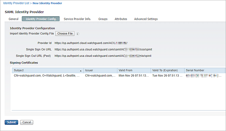 Cisco ISE Integration with AuthPoint