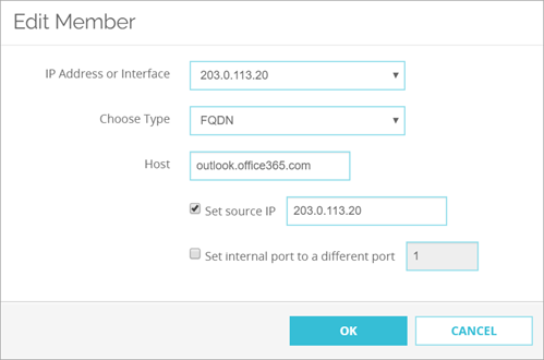 Office 365 with Firebox SMTP-Proxy Integration Guide