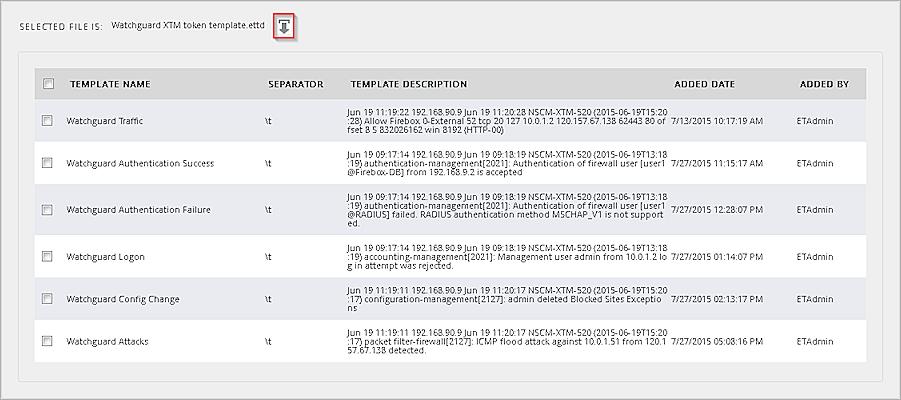 EventTracker Integration Guide