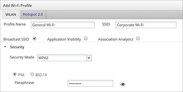 Mitel VoIP, WatchGuard Wi-Fi Cloud, WatchGuard Firebox, and QoS
