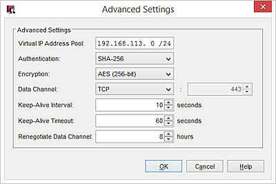 Configure BOVPN over TLS in Server Mode