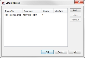 Use a Branch Office VPN for Failover From a Private Network Link