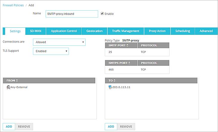 Configure Firewall 1-to-1 NAT