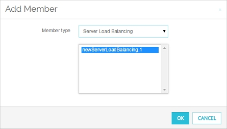 Configure Server Load Balancing