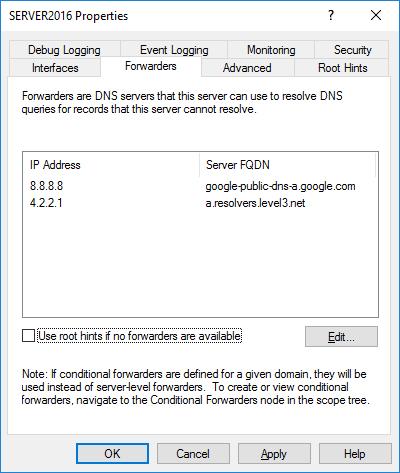 DNSWatch DNS Settings Precedence on a Firebox