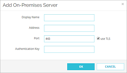 Configure WebBlocker Global Settings