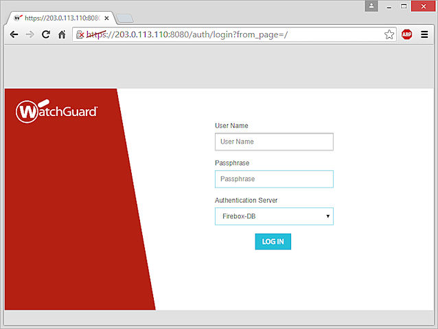 watchguard system manager 10.0