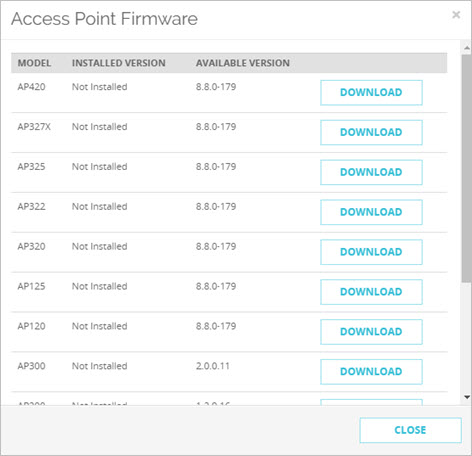 Update AP Firmware on the Gateway Wireless Controller