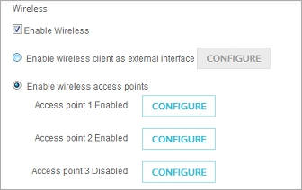 Enable a Wireless Guest Network