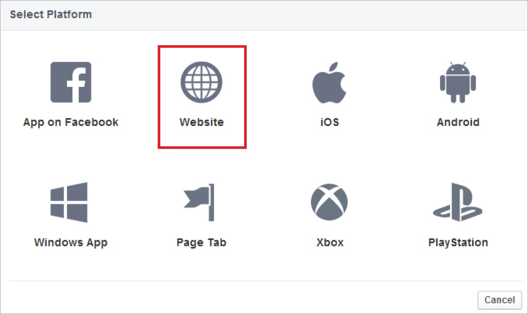 Create Social Media Plug-In Apps
