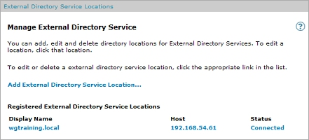 Configure Active Directory Authentication with LDAP over SSL