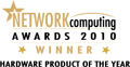 Network Computing Hardware Product of the Year 2010