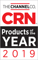 CRN Products of the Year 2019 Award Badge