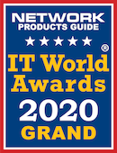 Network Products Guide Grand Trophy Winner 2020