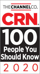 "Marc Laliberte Recognized in CRN's ""100 People You Don't Know But Should 2020"""
