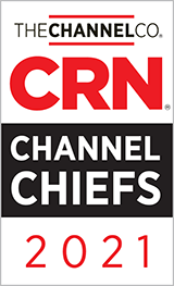 CRN's 2021 Channel Chiefs Award