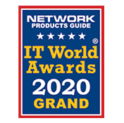 WatchGuard - IT World Awards 2020 Grand