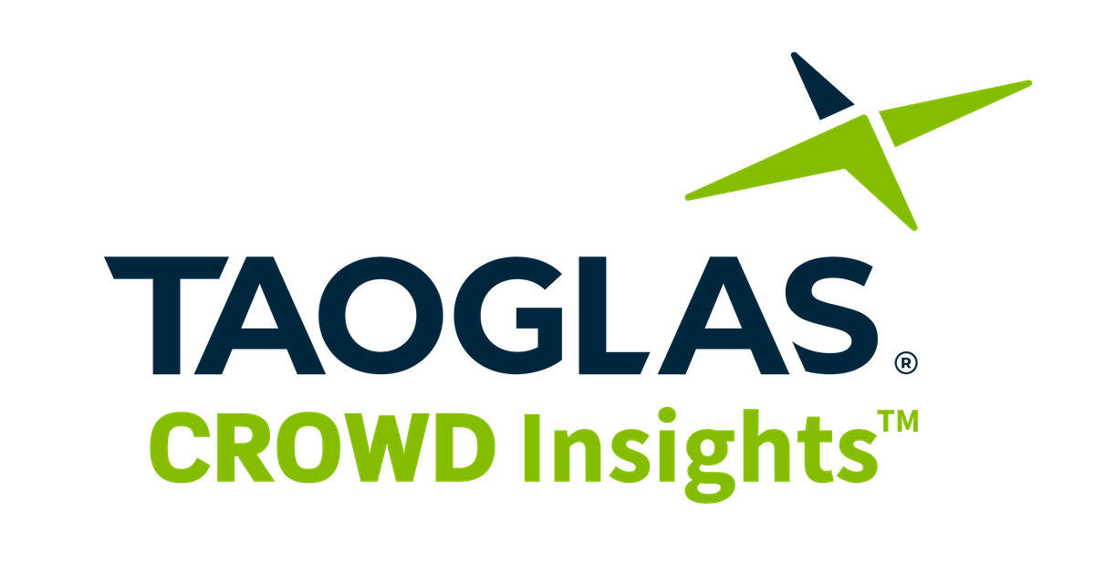 Taoglas Crowd Insights