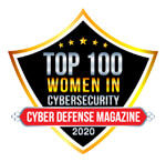 Award: Top 100 Women in CyberSecurity 2020