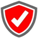Wireless Intrusion Prevention System Shield icon