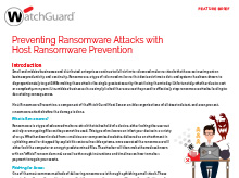 Thumbnail: Host Ransomware Prevention Feature Brief