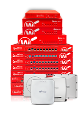 Photo: WatchGuard Product Stack