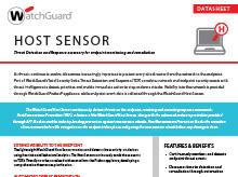 Thumbnail: Host Sensor Datasheet