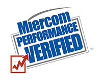 Miercom Performance Verified Logo