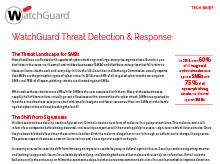 Thumbnail: TDR Tech Brief