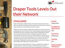 Thumbnail: Draper Tools Case Study