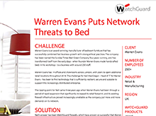 Thumbnail: Warren Evans Case Study
