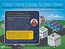 Thumbnail: Cyber Crime Infographic