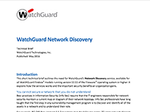 Thumbnail: Network Discovery Tech Brief