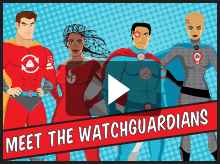 Anteprima: Video WatchGuardians