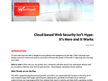 Thumbnail: Cloud-base Security White Paper