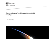 White Paper: Illuminate Shadow IT and Securely Manage