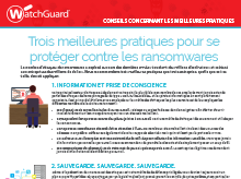 Miniature:Ransomware : Les Meilleures Pratiques