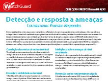 Brochura: Threat Detection and Response
