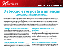 Miniatura:Folheto sobreThreat Detection and Response