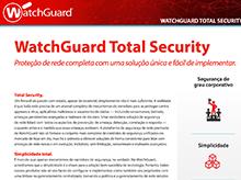 Miniatura: WatchGuard Total Security